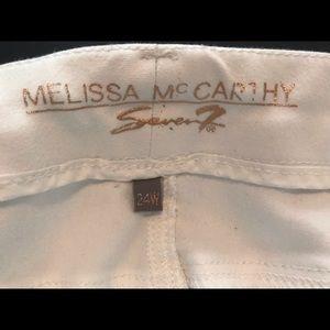 Melissa McCarthy Pants - Melissa McCarthy seven Jeans